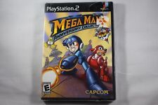 Mega Man Anniversary Collection (Sony Playstation 2 ps2) NEW Sealed *T Original
