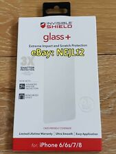 ZAGG Invisible Shield Glass Screen Protector for iPhone SE (2020) iPhone 8