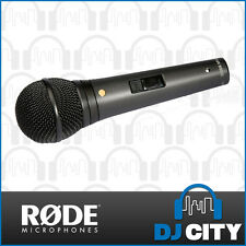 Rode M1-S Live Stage Vocal Dynamic Microphone with Mute Switch