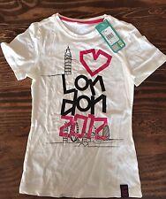 2012 London Olympics -T-Shirt - Size 8  NWT