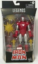 "Marvel Legends Series Iron Man Silver Centurion 6"" Action Figure Walgreens Ex."