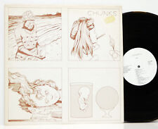 CHUNKS      Punk  Compilation    1981    NAR-03    Raymond Pettibon       NM # C