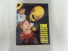 Cine fumetto 1960-1973 Edizioni d'Essai 2008