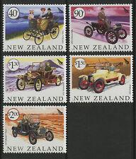 New Zealand   2003   Scott # 1885-1889    Mint Never Hinged Set