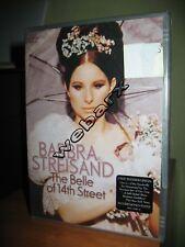 BARBRA STREISAND THE BELLE OF 14th STREET DVD NUOVO SIGILLATO 1967 TV SPECIAL