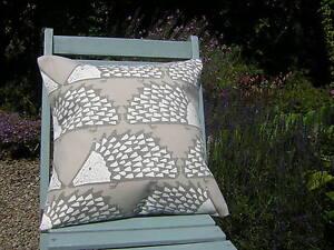 Harlequin Scion Fabric Cushion Cover - 'Spike - Hedgehog Design' - Mink