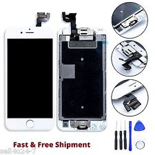 """New White Full LCD Screen Display 3D Touch Digitizer For iphone 6S Plus 5.5"""" 6S+"""