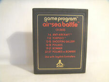 Air-Sea Battle (Text label) - Atari 2600 - game only!