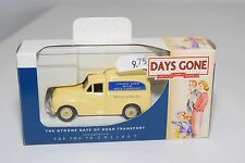 ! LLEDO DAYS GONE DG127000 MORRIS MINOR VAN LONDON HERB AND SPICE MINT BOXED