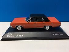 Dodge Charger R/T 1975 Whitebox 1:43