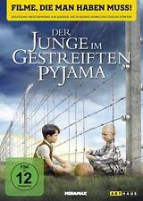 Der Junge im gestreiften Pyjama DVD NEU OVP