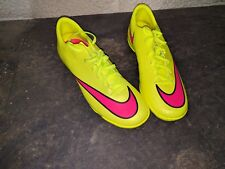 NIKE MERCURIAL VICTORY V IC Men's Indoor Soccer Shoes Style 651635-760 Size 9.5
