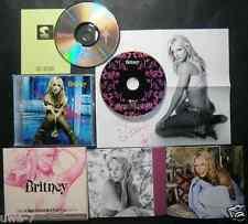 BRITNEY SPEARS Britney TAIWAN 2002 CD+VCD w/SLIPCASE +3 BONUS TRACKS+ BOOKLET