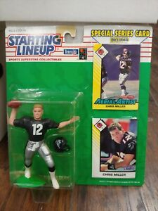 NEW 1993 CHRIS MILLER Starting Lineup Sports Figurine SAN DIEGO CHARGERS SEALED!