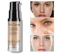 Face Concealer Cream Full Cover Makeup Liquid Corrector Foundation base Cream