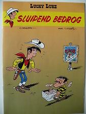 EO 2008 (neuf) - Lucky Luke (pub belge en néerlandais) Sluipend bedrog - Morris