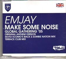 (DH451) Emjay, Make Some Noise - 2005 CD