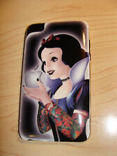 Goth Princess decal for iPhone 3G/3Gs - vinyl sticker