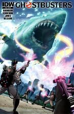 GHOSTBUSTERS ONGOING #13 (2011) COVER A IDW COMICS
