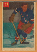 1954-55 , PARKHURST , DON RALEIGH , CARD #68