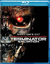 Terminator Salvation [Two-Disc Director's Cut] [Blu-ray]