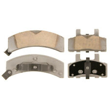 Disc Brake Pad Set-GAS Front Wagner QC369