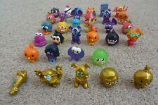33 x Moshi Monster Figure Bundle Collectible