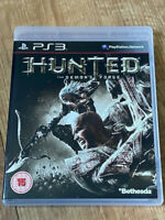 Hunted, the Demon's Forge, PS3 (UK & Europe, Region 2) VERY GOOD, Bethesda
