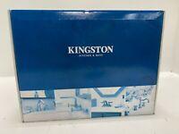 "Kingston Brass Kitchen Faucet Vintage w/Sprayer 8"" Polished Chrome KS1761ALBS"