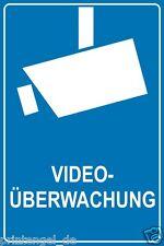 Schild,Aufkleber,videoüberwachung,videoüberwacht,video,Warnschild,Kamera, Vi45