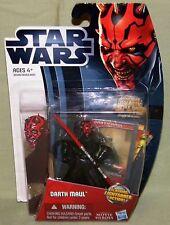 "Star Wars DARTH MAUL MH15 2012 Movie Heroes Phantom Menace 3.75"" Action Figure"