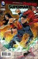 SUPERMAN / WONDER WOMAN #12 TONY DANIEL COVER DEC 2014 DC NEW 52 COMIC BOOK 1