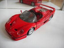 Maisto Ferrari F50 in Red on 1:24