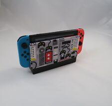 Nintendo Switch Dock Sock - Dock Cover - Screen Protector - Retro Gaming Print