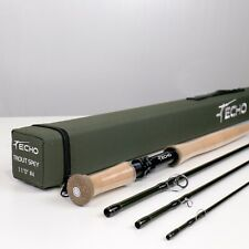 Echo Trout Spey Fly Rod 11 FT 4 WT - FREE FLY LINE - FREE FAST SHIPPING