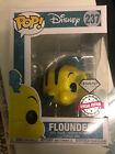 Funko Pop 237 Disney Fabius Flounder Diamond Collection