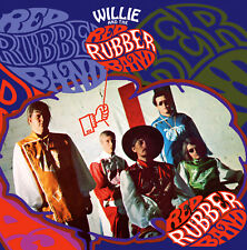 WILLIE & THE RED RUBBER BAND 1968 West Texas garage rock '60s CD Norman Petty