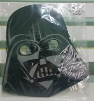STARWARS STAR WARS PROMOTIONAL DARTH VADER MASK IN PLASTIC! 24CM!