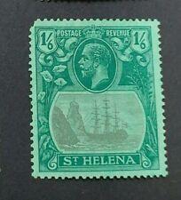 ST. HELENA 1922 1s6d SG 107a MLH