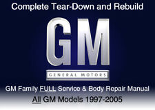 gm manual dvd in other parts ebay rh ebay ca Chilton GM Service Manuals Levon Helm