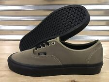 Vans Authentic Metallic Twill Skate Shoes Slate Green Black SZ 9 (  VN0A38EMUKI ) 2b29a1e45