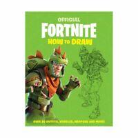 FORTNITE Official: How to Draw (Official Fortnite BooksPaperback / softback AS