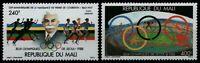 Mali 1988 - Mi-Nr. 1106-1107 ** - MNH - Olympia Seoul