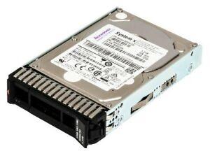 IBM SERVER 00WG700 1.2TB 10000RPM SAS 12GBPS 2.5INCH SWAP HARD DRIVE WITH TRAY