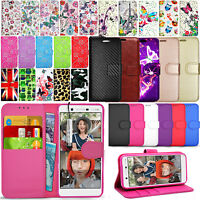 For Nokia 7  - Premium Wallet Leather Case Flip Stand Cover + Touch Mini Stylus