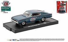 1:64 M2 Machines DRIVERS R42 = HAYS Teal 1966 Dodge Charger *NIP*