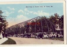 THE BIRD CAGE AT FOREST PARK, ST. LOUIS, MO