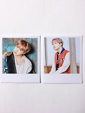 J Hope BTS You Never Walk Alone Polaroids / Photocards Set of 2 Kpop