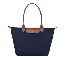 Authentic Longchamp Navy LE PLIAGE TOTE BAG Large Nylon Shoulder Bag BNWT