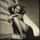 1986 Vintage KIM BASINGER Movie Actress By HELMUT NEWTON Fashion Photo Art 12x12